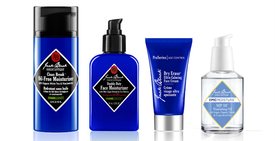 Jack Black Skincare Products