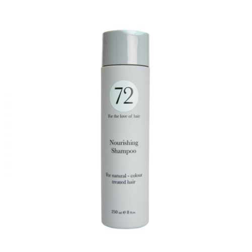 72 Hair Nourishing Shampoo (250ml)