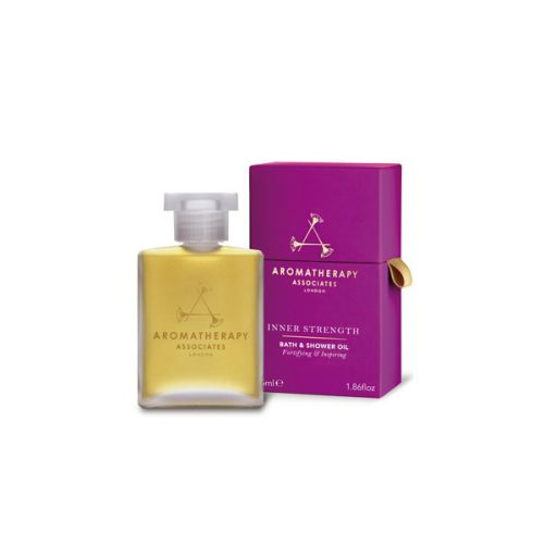 Aromatherapy Associates Inner Strength Bath and Shower Oil - Fortifying and Inspiring (55ml)