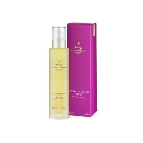 Aromatherapy Associates Inner Strength Body Oil - Fortifying and Inspiring (100ml)