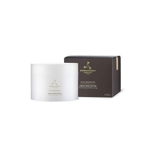 Aromatherapy Associates Nourishing Enrich Body Butter - Conditioning & Moisturising (200ml)