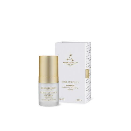 Aromatherapy Associates Rose Infinity Eye Cream (15ml) - Regenerating, Illuminating, Perfecting