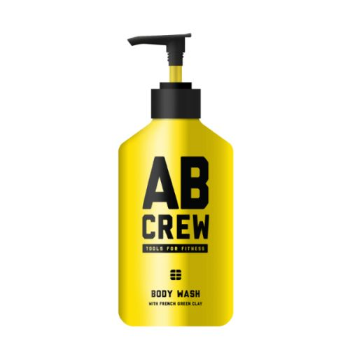 AB Crew French Green Clay Body Wash (480ml)