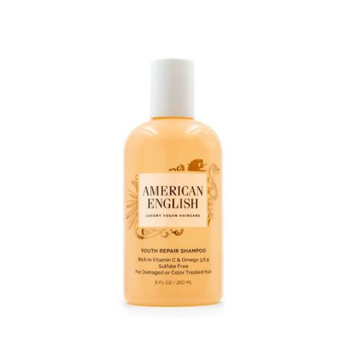 American English Youth Repair Shampoo (250ml) - Vegan Shampoo