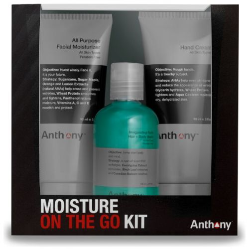 Anthony Moisture On The Go Kit