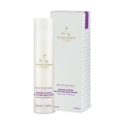 Aromatherapy Associates Orange Flower Mattifying Moisturiser (50ml)