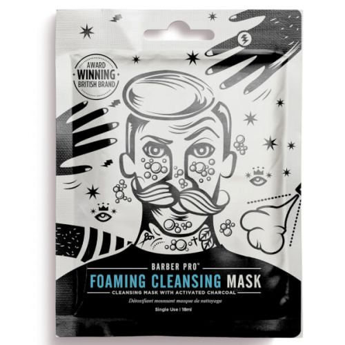 Barber Pro Foaming Cleansing Mask