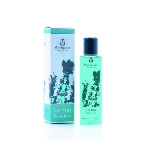 Acqua Di Carthusia Aloe Body Wash (200ml)