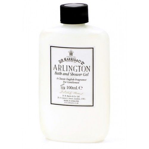 D R Harris Arlington Bath & Shower Gel (100ml)
