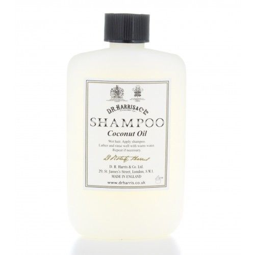 D R Harris Coconut Oil Shampoo (100ml)