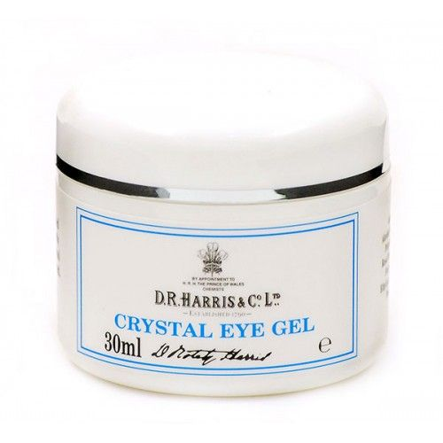 D R Harris Crystal Eye Gel (30ml)