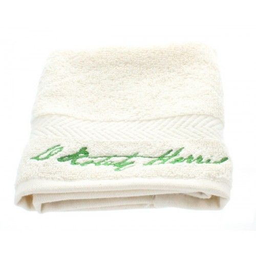 D R Harris Organic Face Cloth