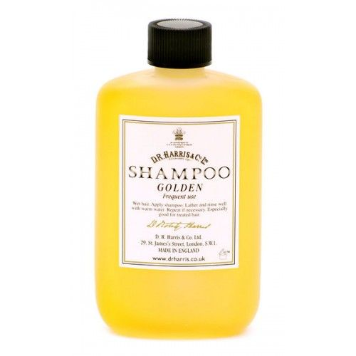 D R Harris Golden Shampoo (100ml)