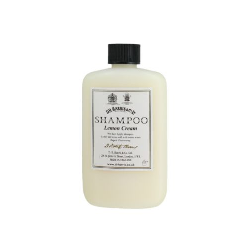D R Harris Lemon Cream Shampoo (150ml)