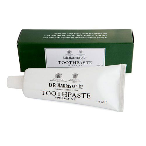D R Harris Spearmint Toothpaste (75ml)