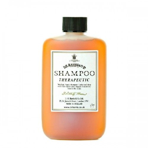 D R Harris Therapeutic Shampoo (600ml)