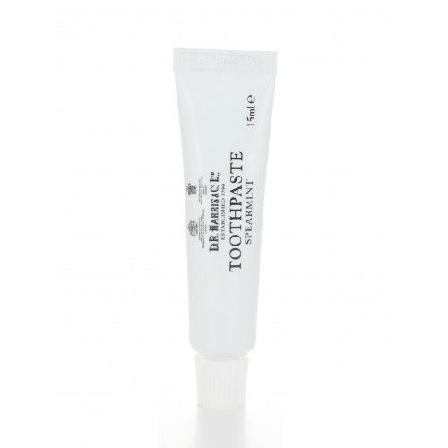 D R Harris Travel Size Spearmint Toothpaste