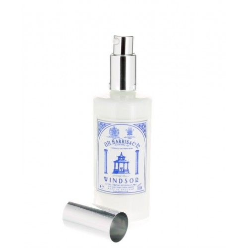 D R Harris Windsor Aftershave Milk with Dispenser