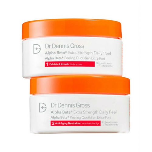 Dr Dennis Gross Extra Strength Alpha Beta Face Peel - 30 Day Jar
