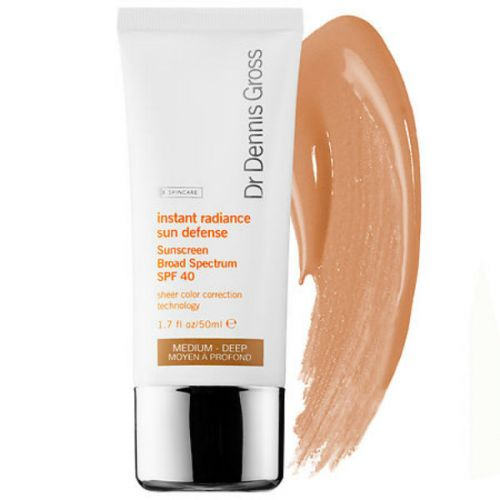 Dr Dennis Gross Instant Radiance Sun Defense Medium-Deep SPF40