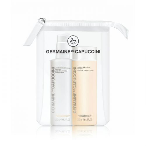 Germaine de Capuccini Essential Toning Lotion & Make-Up Removal Milk Duo (25% saving)