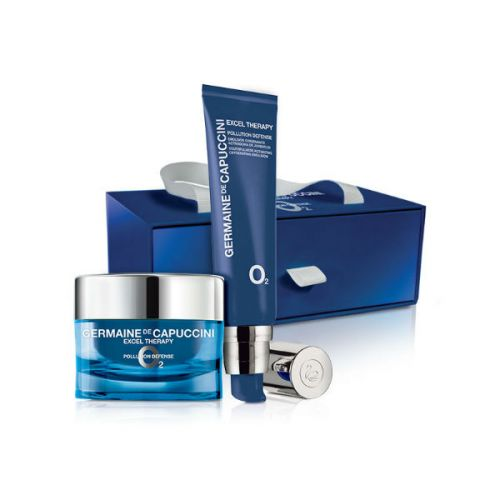 Germaine de Capuccini Excel Therapy O2 Pollution Defense Cream Gift Set - Worth £106