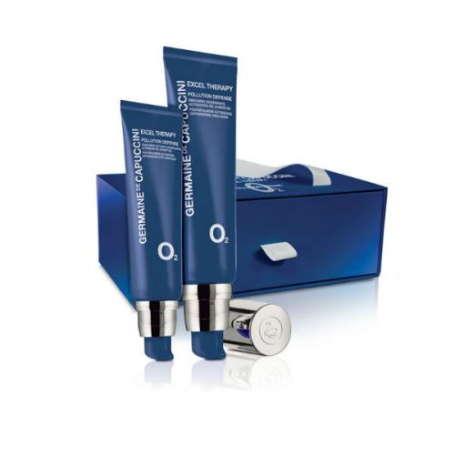 Germaine De Capuccini Excel Therapy 02 Pollution Defense Emulsion Set - Worth £106