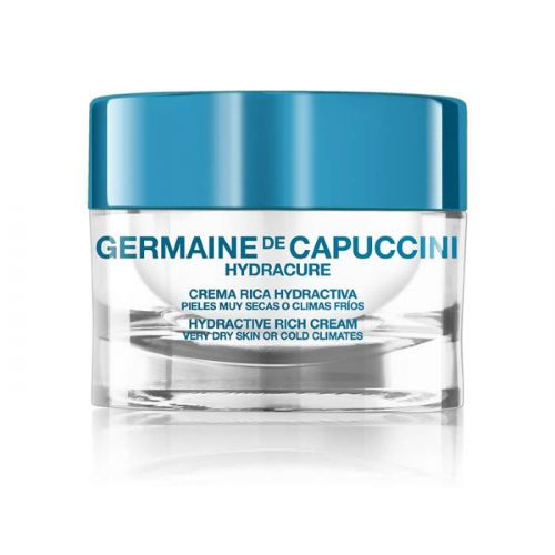 Germaine de Capuccini Hydracure Hydractive Rich Cream for Dry Skin (50ml)