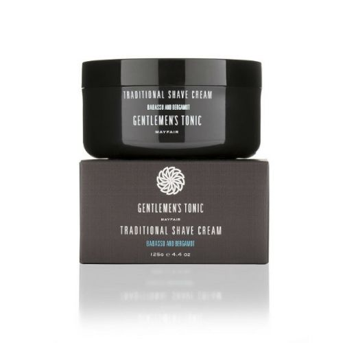 Gentlemen's Tonic Traditional Shave Cream