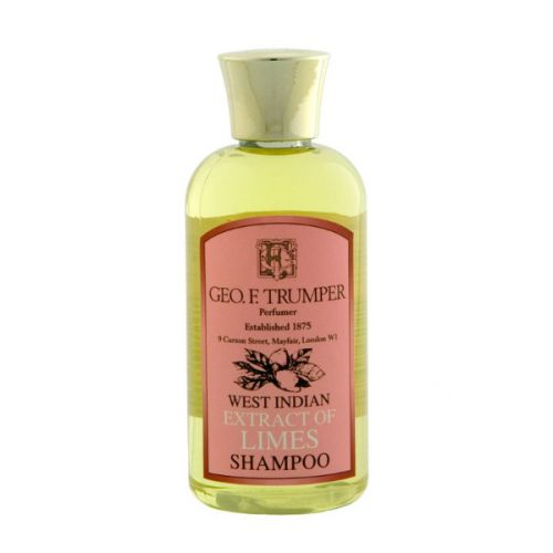 Extract of Limes Shampoo 100ml by Geo F Trumper