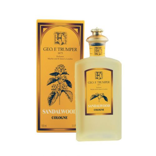 Geo F Trumper Sandalwood Cologne (100ml)