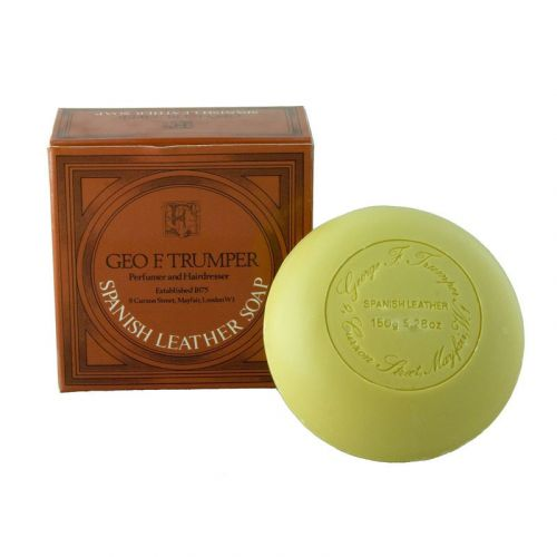 Geo F Trumper Spanish Leather Bath Soap