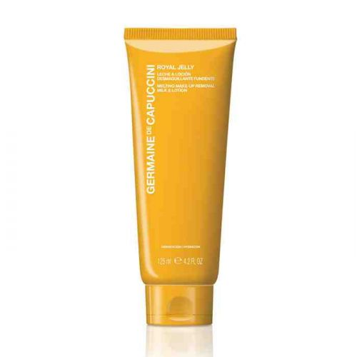 Germaine de Capuccini Royal Jelly Melting Make Up Removal Milk & Lotion (125ml)