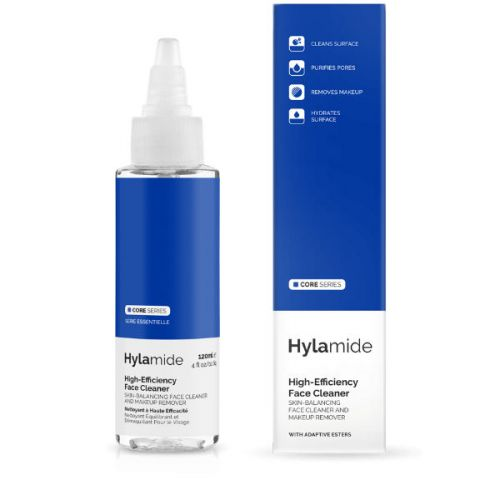 Hylamide High Efficiency Face Cleaner (120ml)