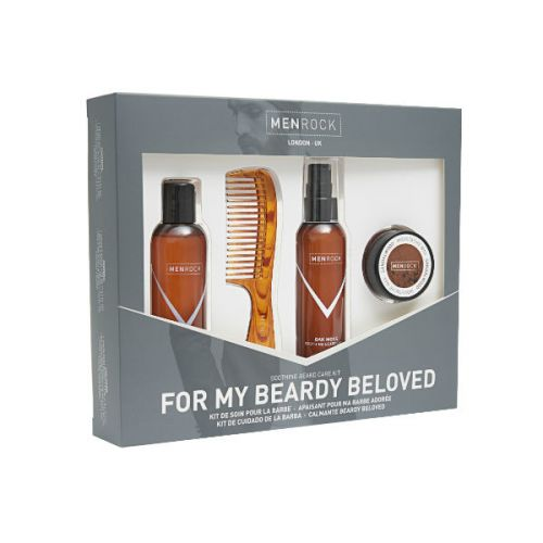 Men Rock For My Beardy Beloved Beard Care Kit