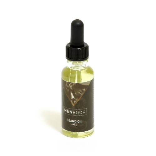 Men Rock Jazz Beard Oil (30ml)