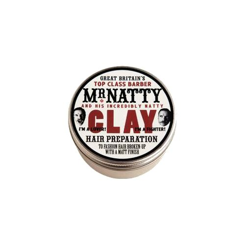 Mr Natty Clay Hair Preparation (100ml)