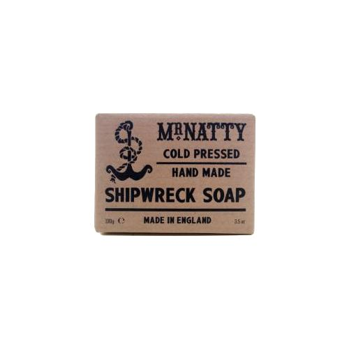 Mr Natty Shipwreck Soap (100g)