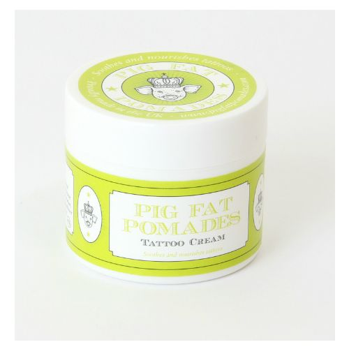 Pig Fat Pomades Nourishing Tattoo Cream
