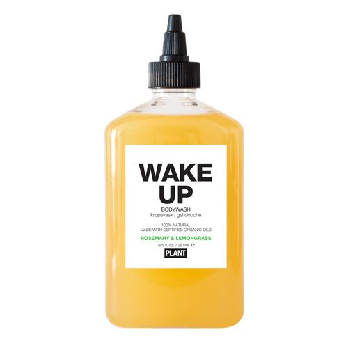 Plant Apothecary Wake Up Body Wash - Rosemary and Lemongrass (281ml)