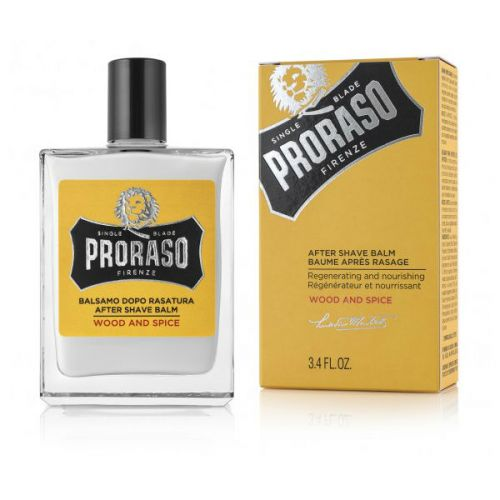 Proraso After Shave Balm Wood and Spice (100ml)