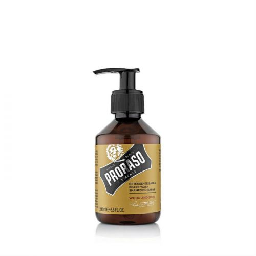 Proraso Beard Wash - Wood and Spice