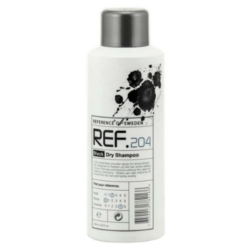 Reference of Sweden Dry Shampoo Black 204 - (200ml)
