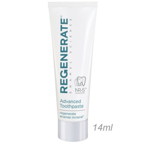 Regenerate Travel Toothpaste (14ml)