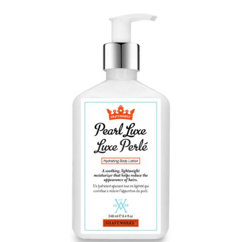 Shaveworks Pearl Luxe Hydrating Body Lotion (248ml)