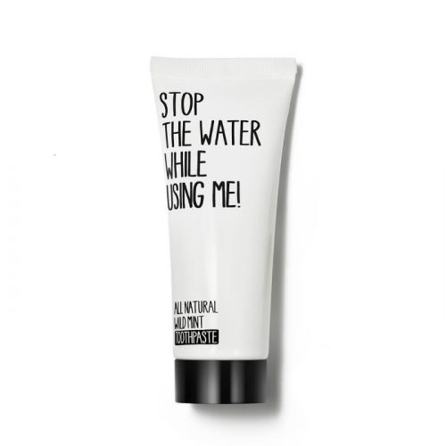 Stop The Water While Using Me All Natural Toothpaste (75ml)