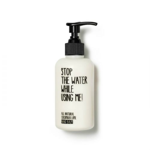 Stop The Water While Using Me All Natural Cucumber Lime Hand Balm