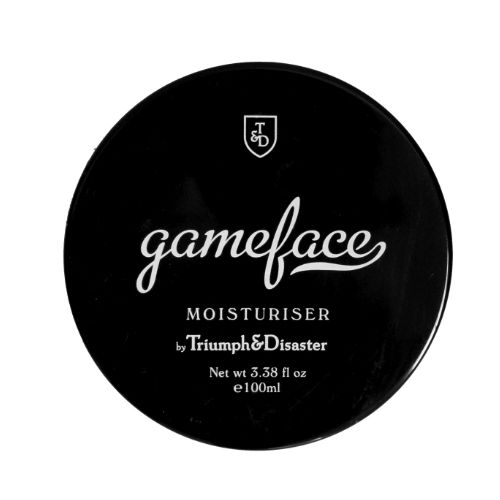 Triumph & Disaster Game Face Moisturiser Jar (100ml)