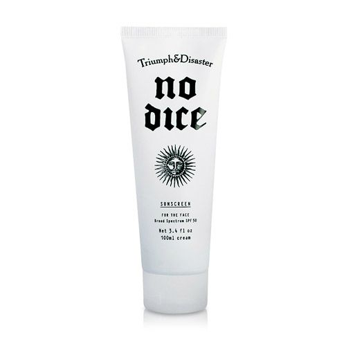 Triumph & Disaster No Dice SPF 50 Broad Spectrum Sunscreen (100ml)