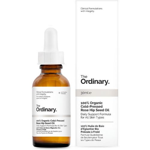 The Ordinary 100% Organic Cold Pressed Rose Hip Seed Oil (30ml)